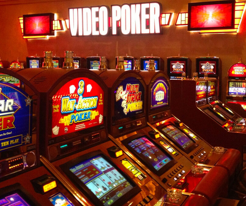 el video póker