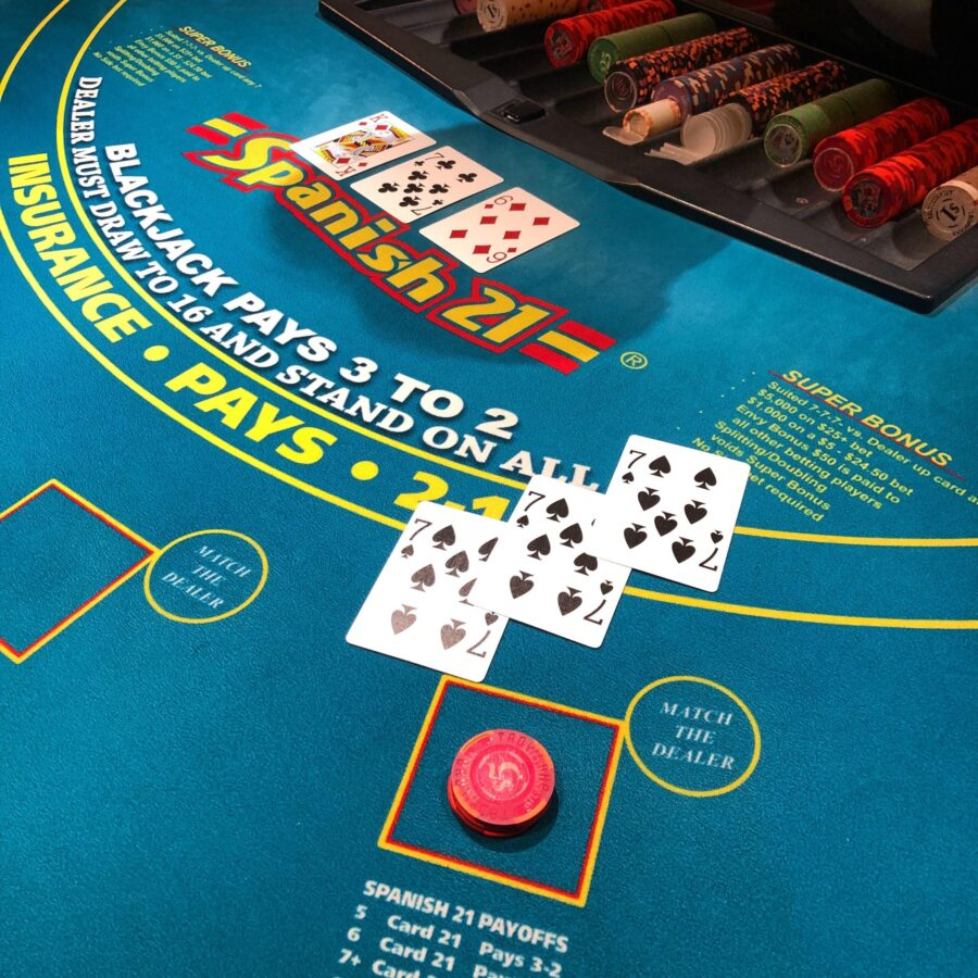 Blackjack-spanish21