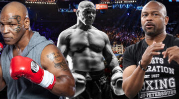 Mike Tyson volvió al ring