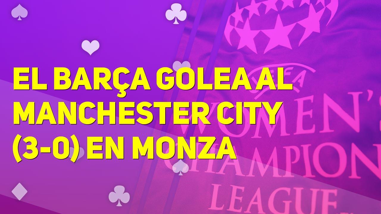 liga femenina - Manchester City