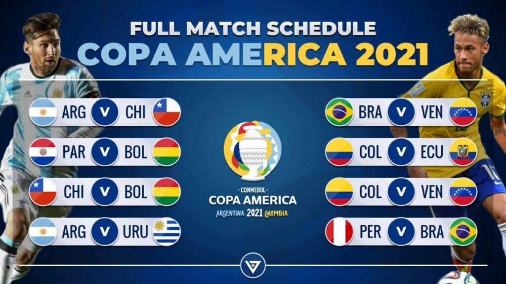 Copa América-Colombia