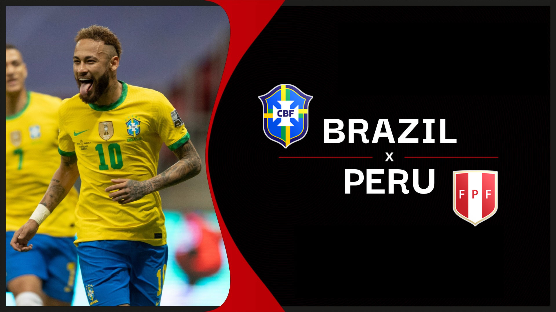 Brasil-Perú-Copa América
