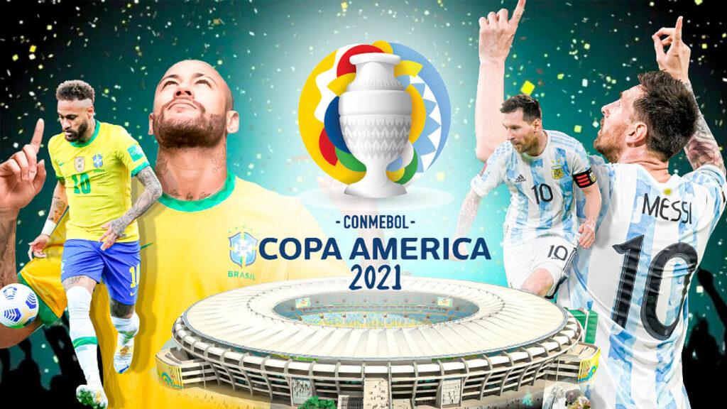 Brasil es favorita-Copa América