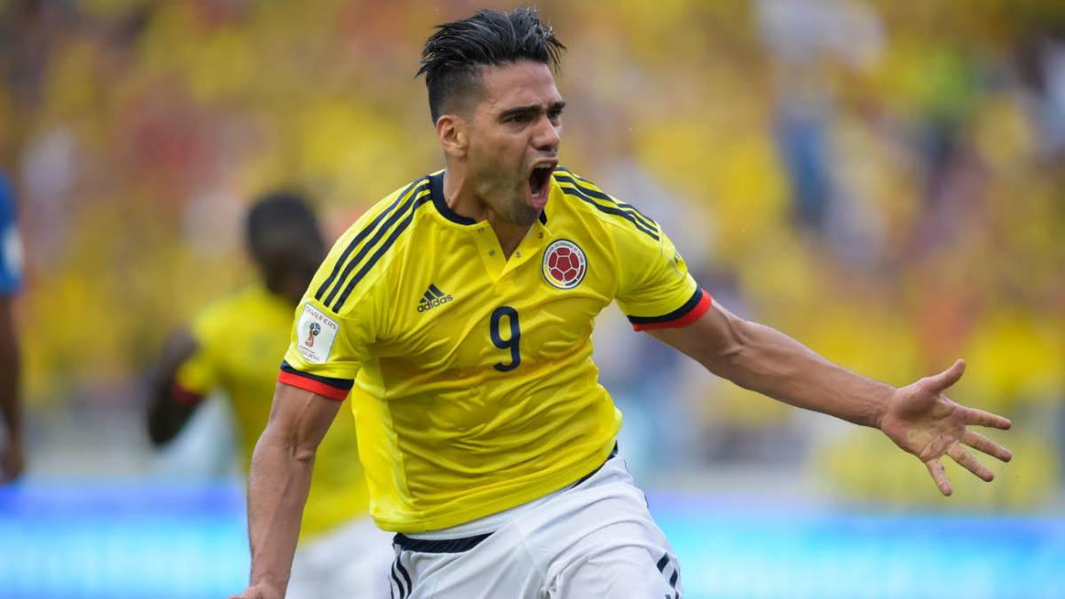 colombia-Radamel Falcao