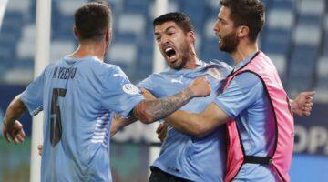 Uruguay sigue sin despegar en la Copa América
