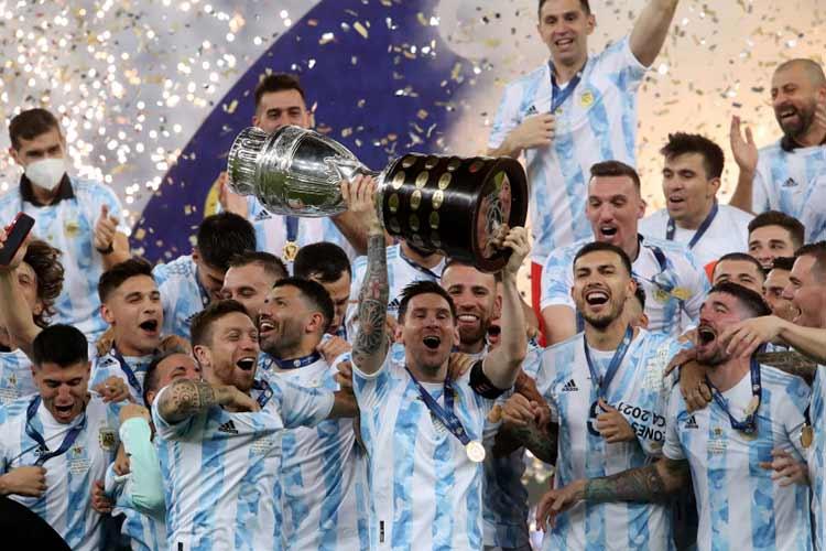 Argentina y Messi