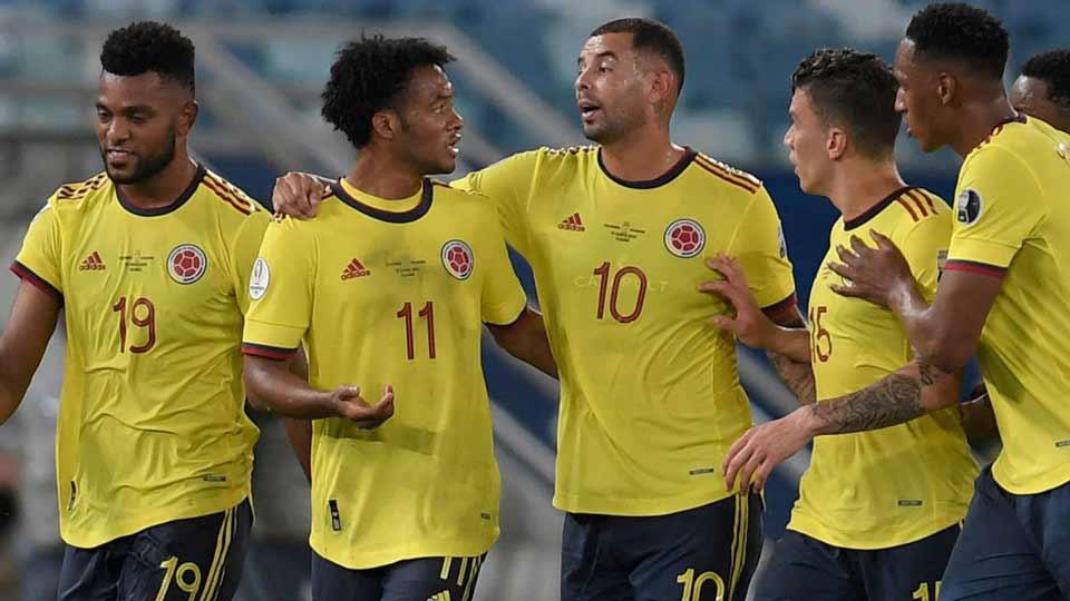 tercer puesto de la Copa América